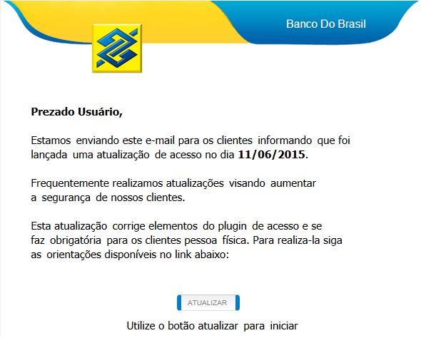 Banco do Brasil - Home   Facebook